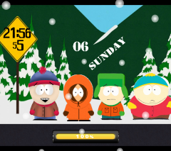 South Park Created by wolfje