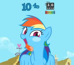 download rainbow dash live wallpaper gallery